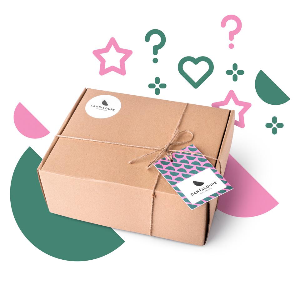 Cantaloupe Gift Box